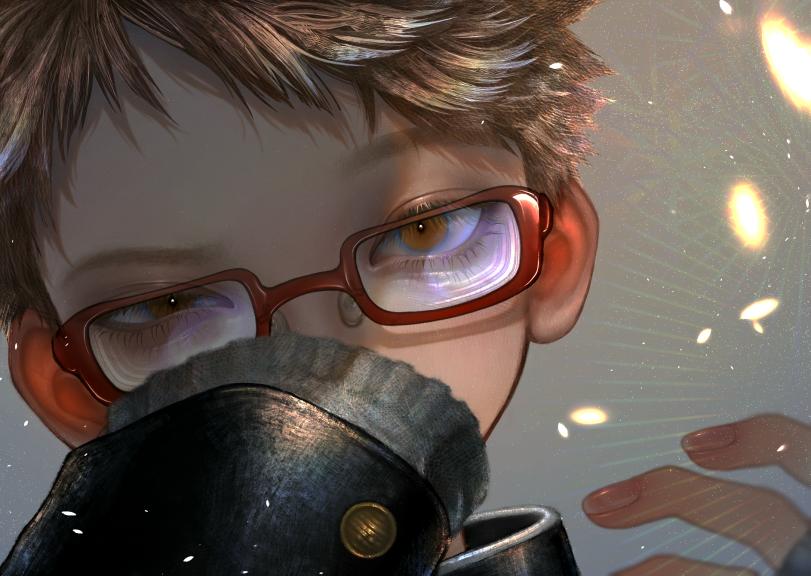 Пронзительный взгляд