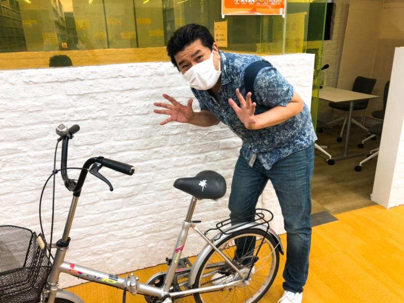 Японец выпускает противоугонные стикеры для велосипедов. Они выглядят как птичий помет