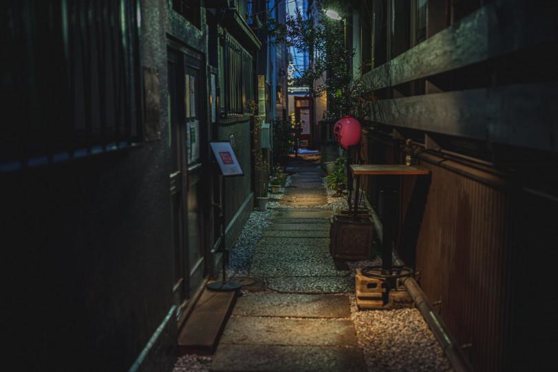 Улочки и закоулки Японии
