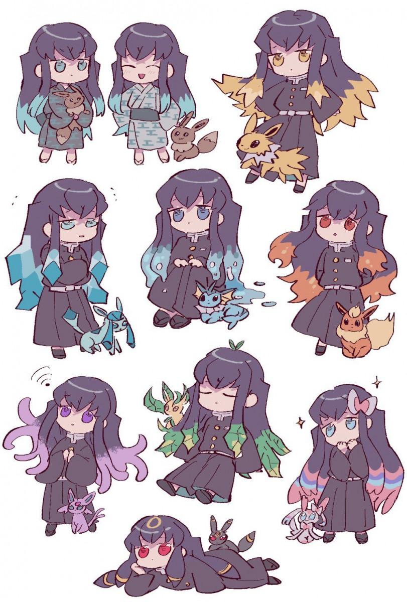Братья Токито и эволюция Иви
