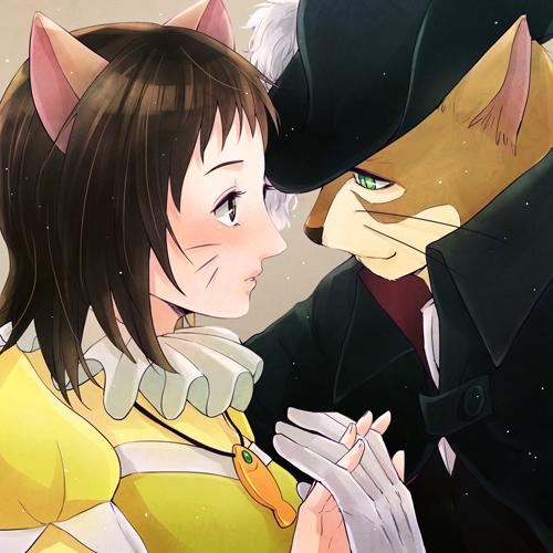 The Cat Returns фан-арт