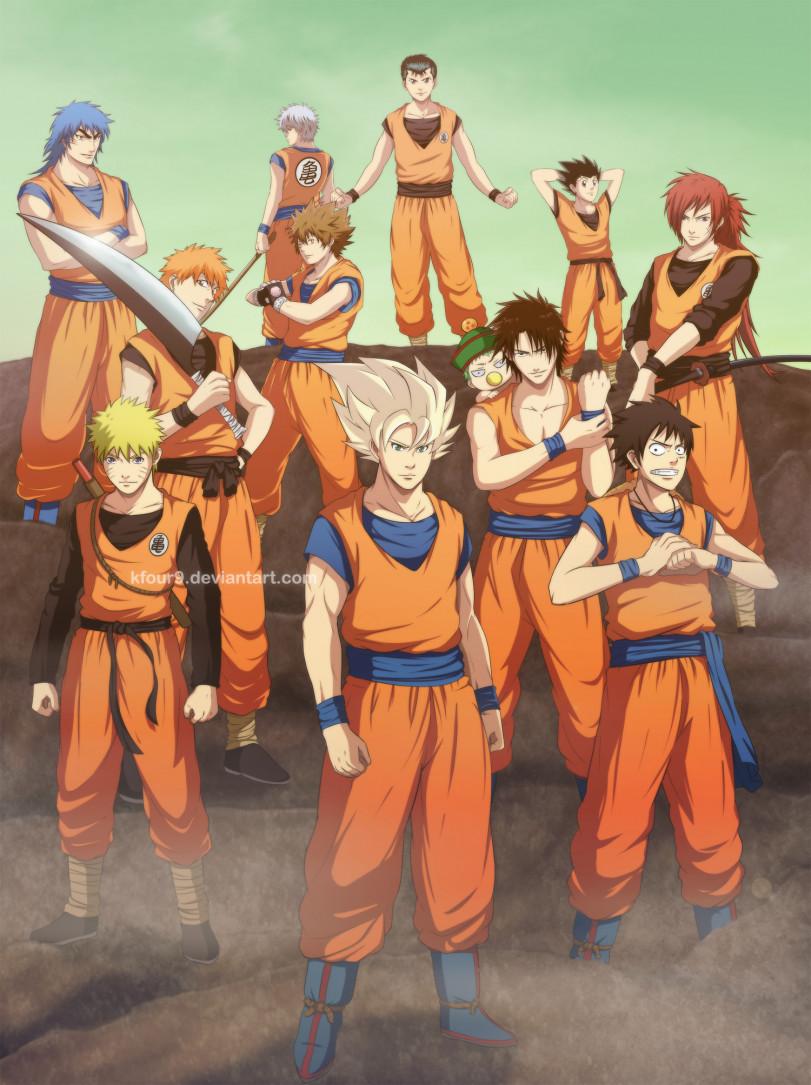 Dragon Ball Style
