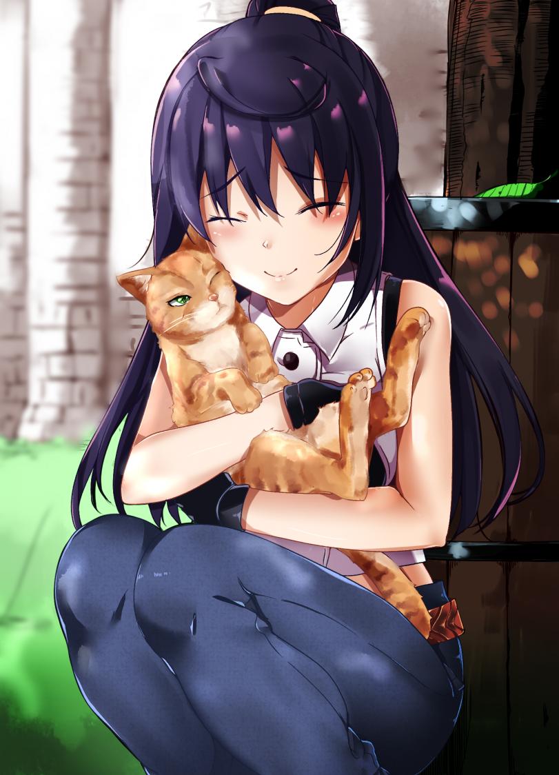 Я заберу тебя домой, котик