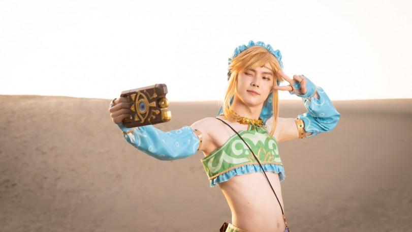 Link - cosplay @QYURIsPHoTo