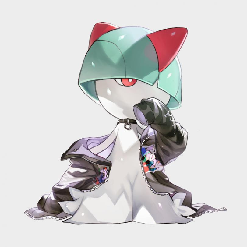 Модные покемоны