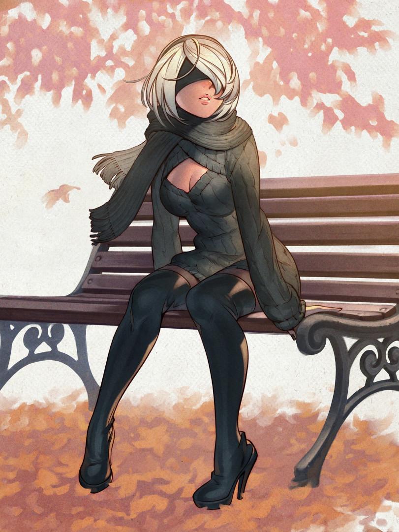 Осень пришла, холодает
