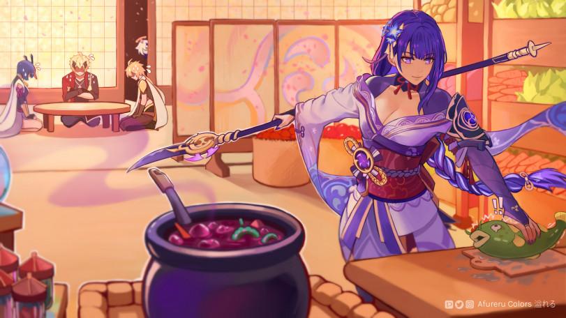 Домашняя готовка
