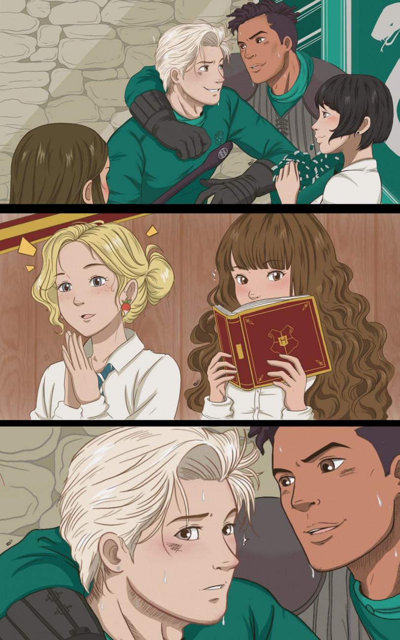 Другая история Гарри Поттера